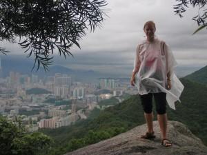 Pohled na HK, autor: Tereza Vondráková