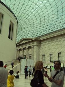 British Museum, autor: Tereza Dibonová