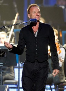 Sting - Symphonicities, autor: Ethan Miller/Getty