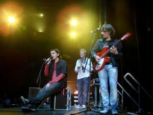 T-Music Chinaski tour, zdroj: chinaski.cz