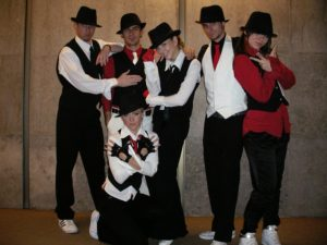 dance 2xs - Michael jackson