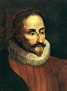 Miguel de Cervantes; Alonso Samora Vicente (Zdroj: www.cervantesvirtual.com)