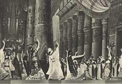 Scéna z opery Aida (Zdroj: www.guiseppeverdi.it)