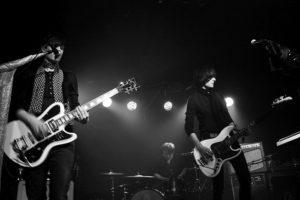 Záběr z koncertu (Zdroj: Veronique Idioteque)