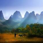 Má cesta Čínou 2: rýžové terasy, hory z Avatara, uzení psi a Bamboo!