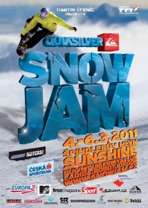QuickSilver Snow Jam