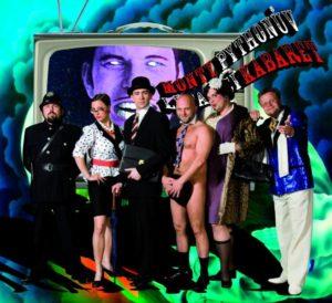 Monty Pythonův létající kabaret (Zdroj: www.mestskadivadlaprazska.cz)