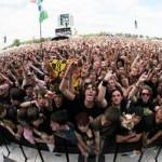 V první linii Sonisphere fest!