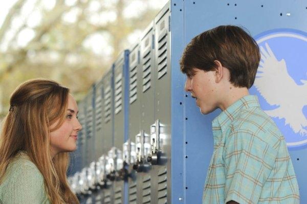 Andy a jeho první láska (Zdroj: www.thatswhatiam.com)