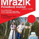 Muzikální pohádka Mrazík v divadle Jiřího Myrona