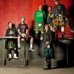 Záplava celtic punku v podání The Real McKenzies míří do Ostravy!