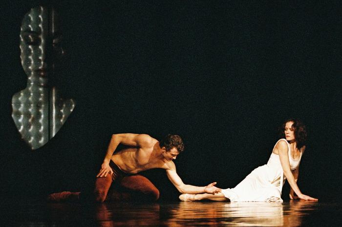 Viktorie a Jevgenij Vrublevští v Laterně magice, autor: Petr Našic