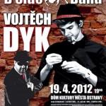 B Side Band v čele s Vojtou Dykem míří na Ostravu