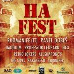 Hafest otvírá festivalovou sezónu