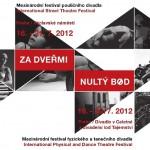 Do letní Prahy přichází opět festivaly Nultý bod a Za dveřmi