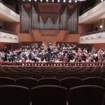 Janáčkova filharmonie Ostrava stoupá ke hvězdám
