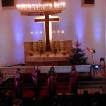 """Netradiční """"párty"""" v kostele se Stellou Jones & The Christmas Gospel Singers"""