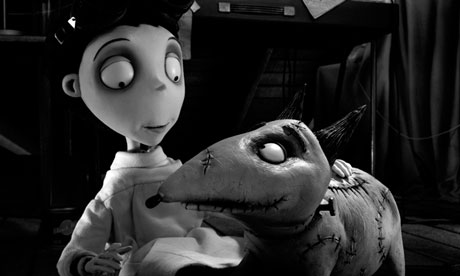 frankenweenie 3d review