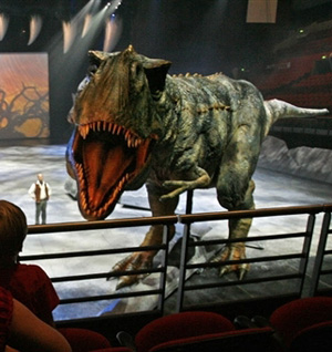 AUSTRALIA-WALKING WITH DINOSAURS