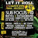 Let It Roll má kompletní český lineup a svoji aplikaci