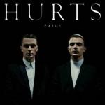 Hurts zveřejnili tracklisting a obal svého nového alba 'EXILE', které vyjde 11. března 2013