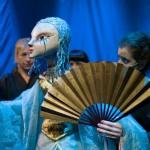 """Japonský loutkář Nori Sawa zahajuje projekt """"Umění býti neviditelným"""""""