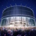Janáčkova filharmonie Ostrava otestuje akustiku Gongu
