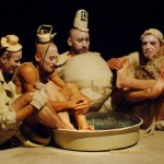 Teatr Novogo Fronta oslaví 20 let unikátním projektem s izraelským Clipa Theater