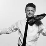 Ivan Ženatý zahraje s Janáčkovou filharmonií Španělskou symfonii