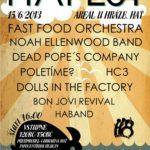 Festivalovou sezónu startuje Hafest
