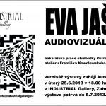 Eva Jašková – AUDIOVIZUÁLNÍ KRAJINY