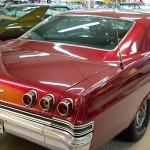1965 Chevrolet Impala Super sport, foto: Marek Šurkala