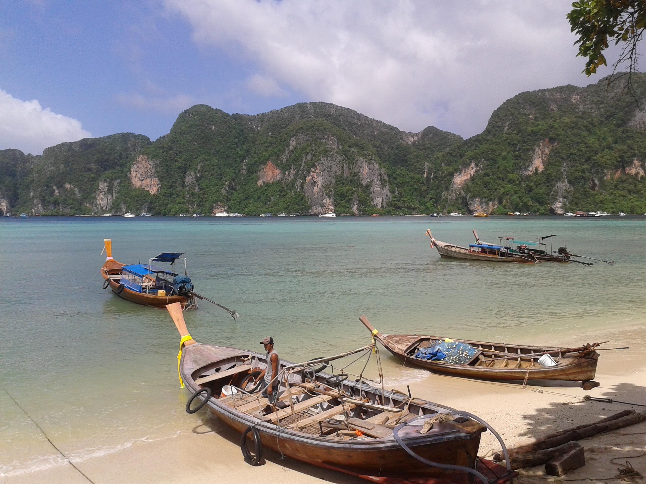 Thajsk peniaze fotomarcinek