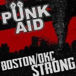 kompilace PUNK AID – BOSTON / OKC – STRONG!