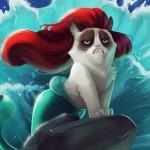 Hvězda světa internetových memů – Grumpy Cat v Disney filmech
