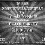 Black rock'n'roll swindle