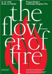 The Flower of Fire_La Fabrika_poster