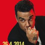 Robbie Williams se po jedenácti letech vrátí do Prahy