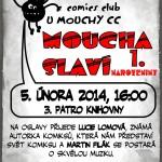 Komiksová párty U Mouchy CC