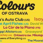 Colours of Ostrava se nezadržitelně blíží!