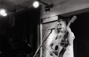 Michal Horák, host Petry Göbelové, Klub Parník, Ostrava