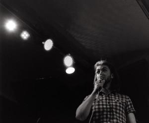 Matěj Otruba, host Petry Göbelové, Klub Parník, Ostrava