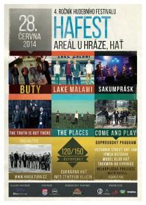 Hafest 2014 Plakát