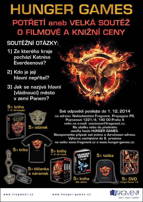 plakát k soutěži, zdroj TZ organizátora