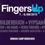 Dánská zpěvačka MØ vystoupí na festivalu Fingers Up 2015
