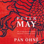"""Peter May startuje """"čínské thrillery"""" Pánem ohně"""