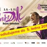 BOŽSKÝ KOMEDIANT – Salvador Dalí