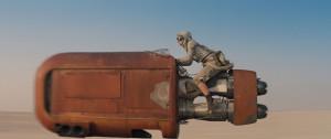 Star Wars VII (Falcon)