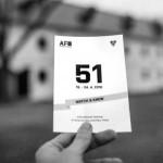 Vidět a vědět aneb #AFO51