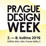 Jedno místo, sedm dní, devadesát tři designérů – to je Prague Design Week